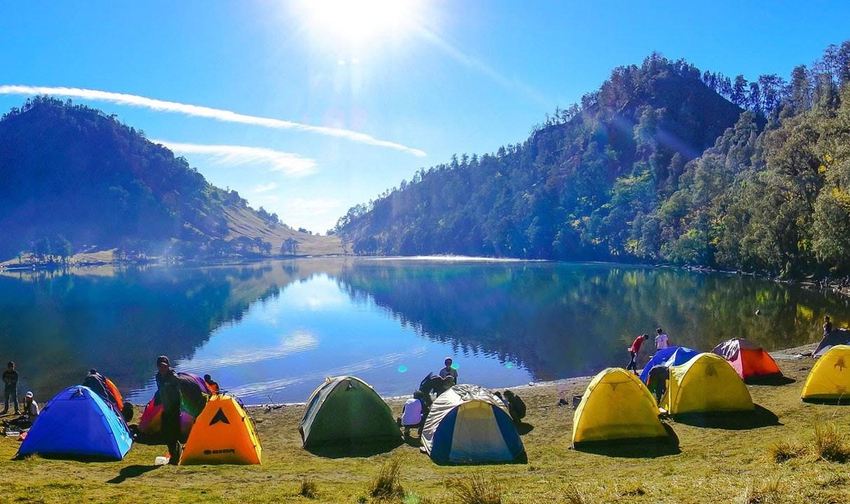 paket wisata bromo ranu kumbolo 3 hari 2 malam - 5 Camping Ground di Malang Raya Ini Punya View Alam